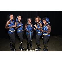 Sigma Gamma Rho All-Star Step Shows Volume I
