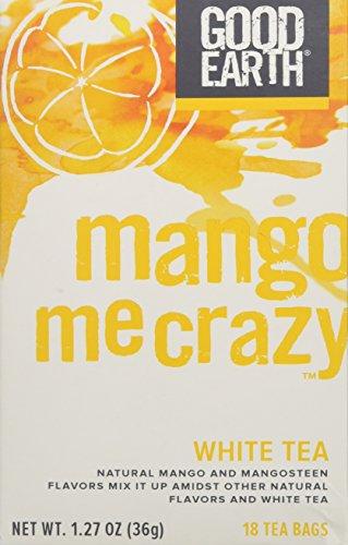 Good Earth Mango Crazy White