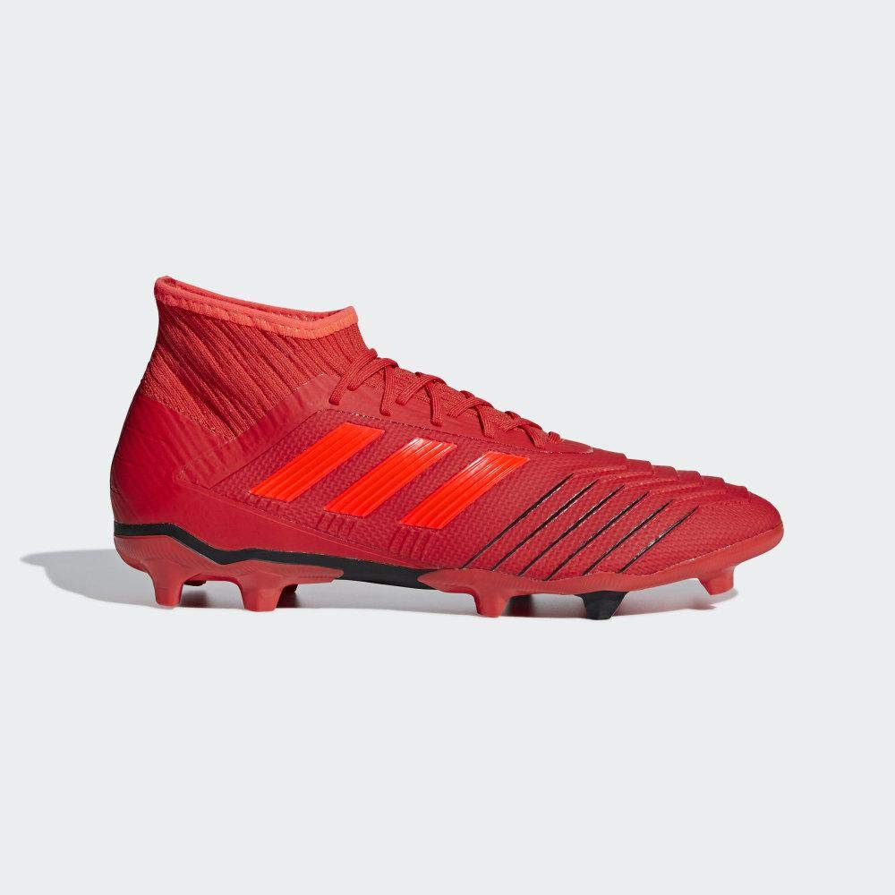MultiCouleure (MultiCouleur 000) 42 2 3 EU adidas Prougeator 19.2 FG, Chaussures de Football Homme
