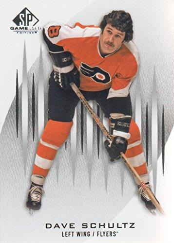 2013-14 SP Game Used Hockey #35 Dave Schultz Philadelphia Flyers