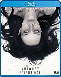 Autopsy of Jane Doe [Blu-ray]