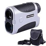 AW Golf Range Finder 6x Magnification 400 Yards 4 Modes Laser Range Angle Finder Monocular Outdoor