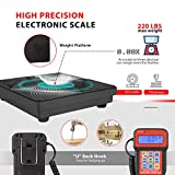 VIVOHOME High Precision Programmable Electronic