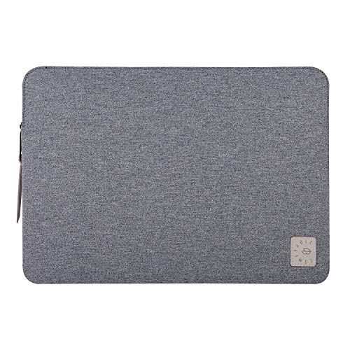 Comfyable Tablet Sleeve 9.7-11 inch for iPad Pro & iPad Air 2019 with Pencil Holder and Smart Keyboard - Water Resistant Slim for Tablet Sleeve - Dark Gray ()