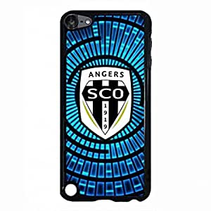 iPod Touch 5th Case For Boy Angers FC Case For Men Popular FC Team Logo Case