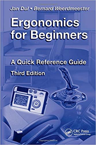 Third Edition A Quick Reference Guide Ergonomics for Beginners