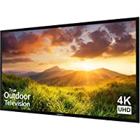 SunBriteTV Outdoor 65-Inch Signature 4K Ultra HD LED TV - SB-S-65-4K-BL Black