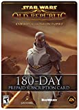 Star Wars: The Old Republic - 180 Day Prepaid Subscription Game Time Card [Online Game Code]
