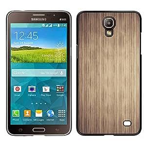 LECELL--Funda protectora / Cubierta / Piel For Samsung Galaxy Mega 2 -- Rayas Textura --