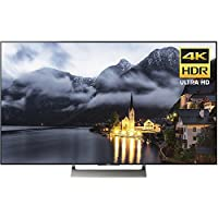 Sony XBR-55X900E 55-inch 4K HDR Ultra HD Smart LED TV (2017 Model)with TV Mount Bundle