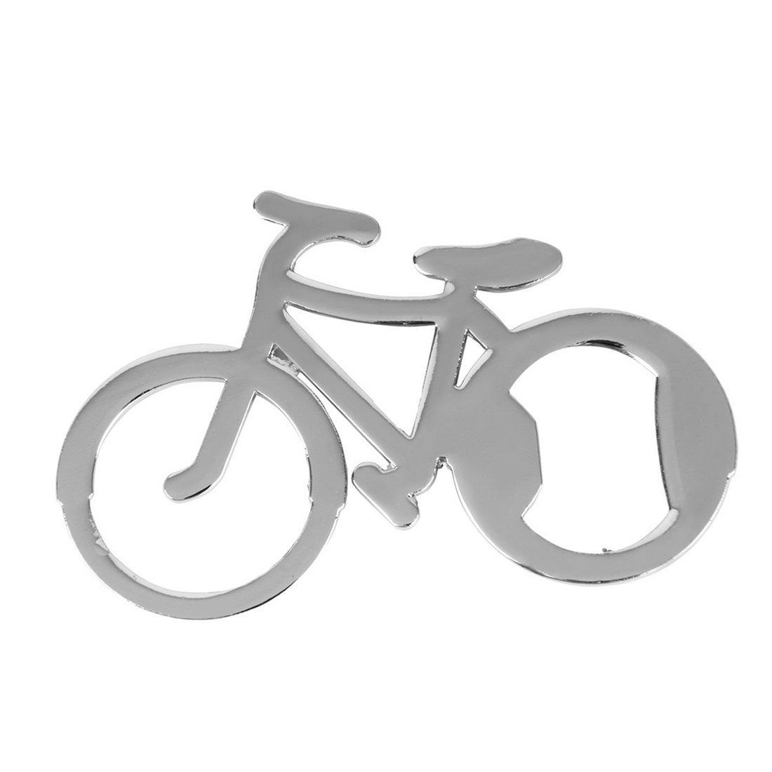 joyliveCY Moderner netter Fahrrad Metall Bier Flaschen?ffner Schl¨¹sselanh?nger Schl¨¹sselanh?nger f¨¹r Fahrrad Liebhaber Radfahrer kreative Geschenk [Energieklasse A] CY-Buity TRTA11A