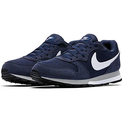 Blanc Nike Runner Multisports Air Homme 2 Pour Plein Chaussures Md De HHFrqvU