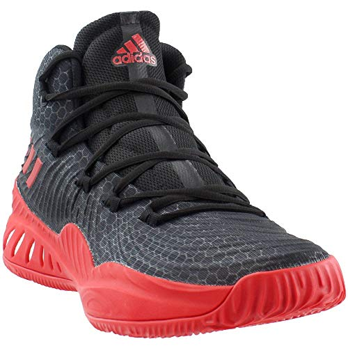 half off ece5f 2700e adidas Mens SM Crazy Explosive 2017 NBANCAA Athletic  Sneakers Black