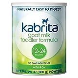 Kabrita Goat Milk Formula, Powder, Non GMO, Natural and Gentle 28oz (6 pack)