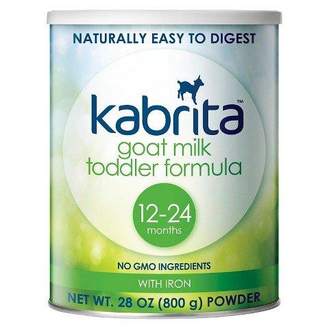 Kabrita Goat Milk Formula, Powder, Non GMO, Natural and Gentle 28oz (6 pack) by baby