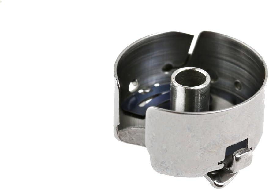 UEETEK Caja de la bobina de máquina de coser industrial para ...