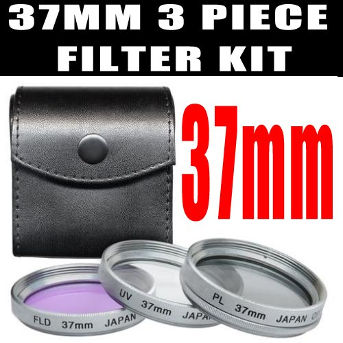 37mm DM Optics High Resolution 3-piece Filter Set (UV,, used for sale  Delivered anywhere in USA
