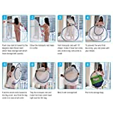 Yoosion Anti Mosquito Nets Pop Up Mosquito Net Bed
