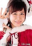 【大家志津香】 公式生写真 AKB48 Theater 2016.December 第2弾 月別12月 共通ポーズ