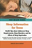 Sleep Information for Teens, Karen Bellenir, 0780810090