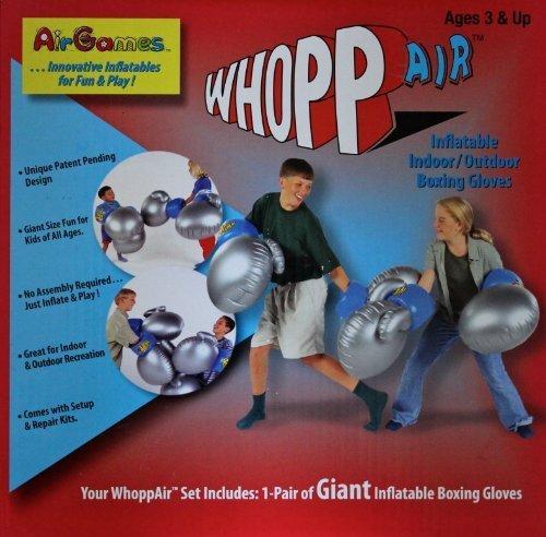 Whoppair Mega Oversized Giant Jumbo Kids Inflatable Boxing Gloves by AirGames