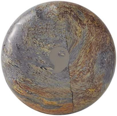 Swell Borraccia in acciaio inox unisex Moderno 7x7x23 cm marrone