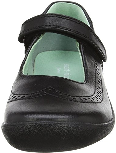 Start Rite , sandales fille - noir - noir, 2 (Reino Unido) EU