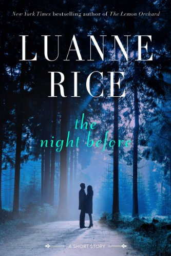(The Night Before (Hubbard's Point/Black Hall Series))