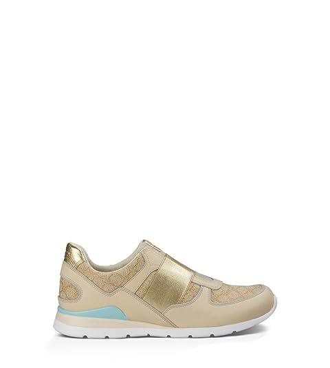 UGG 1012180-BUFF - Mocasines Para Mujer, Color Beige, Talla 41 UE: Amazon.es: Zapatos y complementos