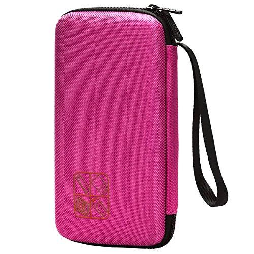 BOVKE for Graphing Texas Hard EVA Shockproof Case Storage Case Bag