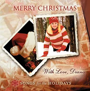 merry christmas with love diana - Merry Christmas With Love