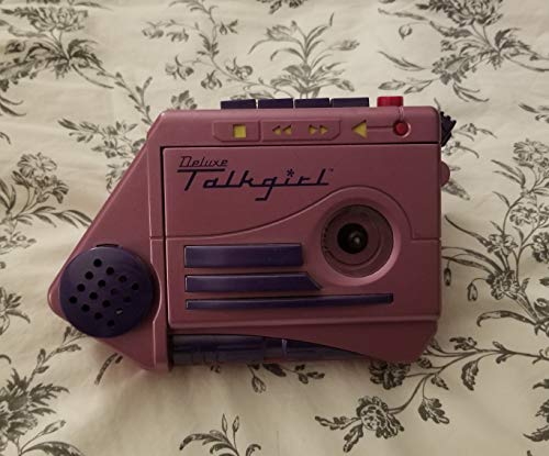 Deluxe Voice Changer - Deluxe Talkgirl Cassette Tape Recorder w/ Voice Changer as seen in Home Alone 2 by Tiger