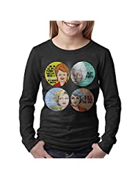 Youth's The Golden Girls Long Sleeve T-shirts