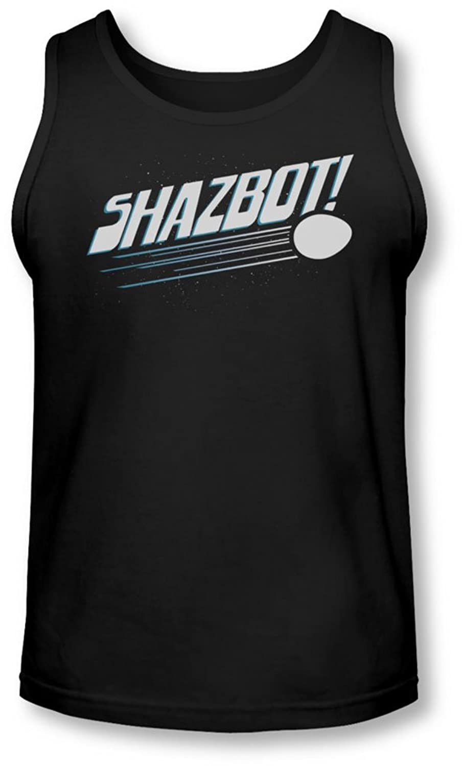 Mork & Mindy - Mens Shazbot Egg Tank-Top