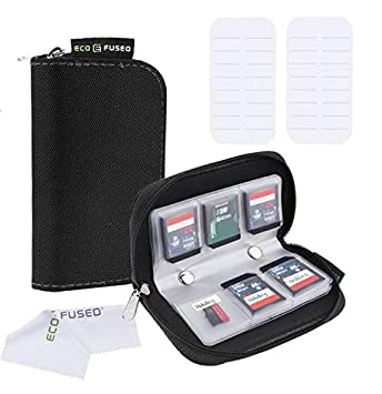 Amazon.com: Estuche transportador de tarjeta de memoria ...