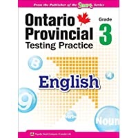 Ontario Provincial Testing Practice - English 3: EQAO practice materials and test-taking tips for Grade 3
