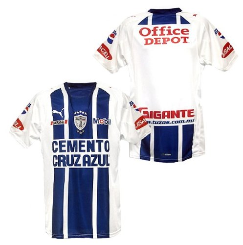 - Pachuca 08/09 Home Soccer Jersey