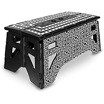 Amazon Com Ollieroo Step Stool Portable Lightweight