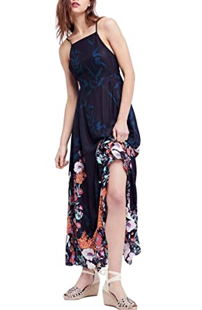 522401f1b80fa Free People Embrace IT Maxi Dress (Black) at Amazon Women's Clothing ...
