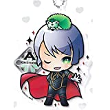 Handsome high school Earth Defense part LOVE! Clear key chain Chevalier-Oaito single item (prize)