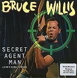"Bruce Willis - Secret Agent Man - James Bond Is Back - [7""]"