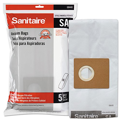 Style Sa Disposable Dust Bags For Sc3700a, 5/pk, 10pk/ct by Electrolux