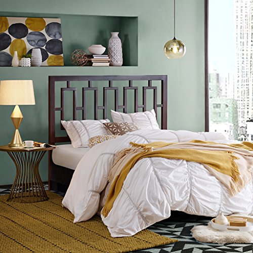 King Headboard Crosby/Espresso ()