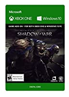 Middle-earth: Shadow of War - Slaughter Tribe Nemesis Expansion - Xbox One [Digital Code]