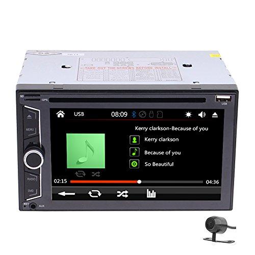 EINCAR Remote Control+Car Stereo Bluetooth Double Din: Amazon.co.uk: Electronics