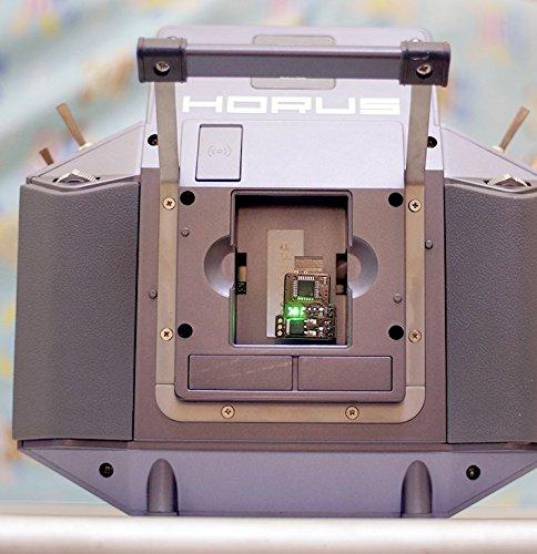 Usmile Multiprotocol TX Module For Frsky X9D X9D Plus Taranis qx7 X12S  Turnigy 9XR 9XR PRO Flysky TH9X 9XR PRO Support Syma X5C Cheerson Eachine  E010