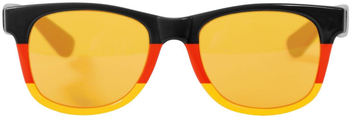 Deutschland Sonnenbrille für Fußball Handball Fanartikel 1 Stück Palandi Palandi® cama24com