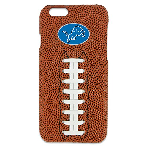Lions Brown Football (Detroit Lions Classic Football iPhone 6 Case, Brown)