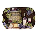 Keller-Charles Wine Barrel Small Tray