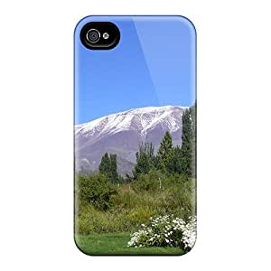 Luoxunmobile333 Samsung Galaxy Note3 Hybrid Cases Covers Bumper Mountain Forest